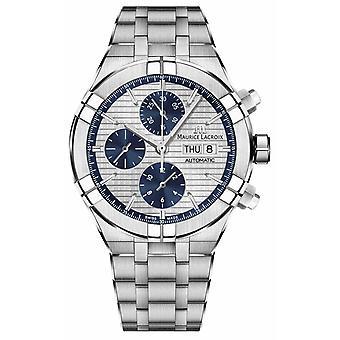 Maurice Lacroix Aikon Chronograph Automatic Manufacture Movement AI6038-SS002-131-1 Watch