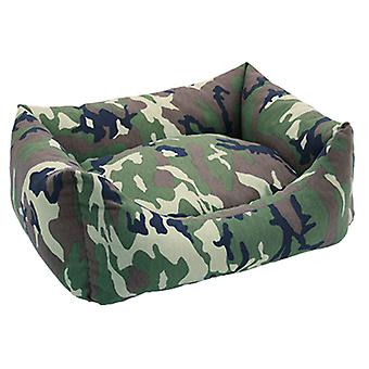 Yagu Gulliver Camouflage Cot T-6 (Dogs , Bedding , Beds)