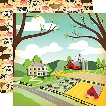 Country Kitchen Double-Sided Cardstock 12