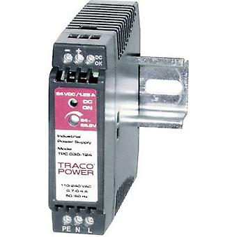 TracoPower TPC 030-148 Rail mounted PSU (DIN) 48 Vdc 0.6 A 30 W 1 x
