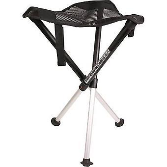 Chaise pliante Walkstool Comfort XL Noir/argent 63547