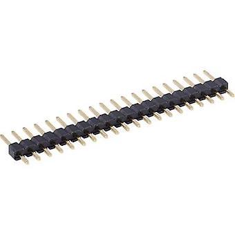 Tira de Pin electrónico BKL (estándar) no. de filas: 1 pasadores por fila: 20 10120401 1 PC