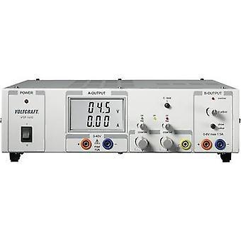 VOLTCRAFT VSP 1410 Bench PSU (adjustable voltage) 0.1 - 40 Vdc 0 - 10 A 409 W No. of outputs 2 x