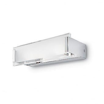 Ideal Lux Tek Twin Wall Light