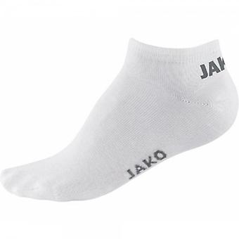 James booties socks 3 Pack white