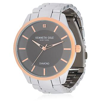 Kenneth Cole Stainless Steel Mens Watch KC50239001