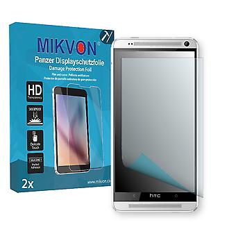 HTC One Max LTE Screen Protector - Mikvon Armor Screen Protector (Retail Package with accessories)