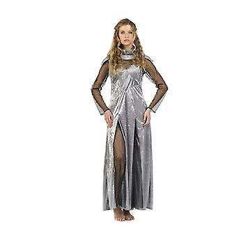 Brave Princess throne Lady costume 7 kingdoms mistress ladies costume
