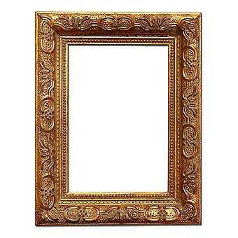 13 x 18 cm o 5 x 7 pollici cornice in oro