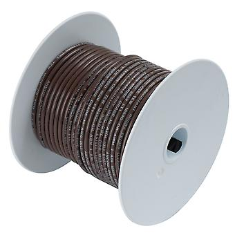 Ancor Brown 10 AWG Tinned Copper Wire - 100'