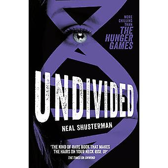 Undivided by Neal Shusterman - 9781471122538 Book