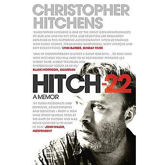 Hitch 22 - A Memoir (Main) by Christopher Hitchens - 9781843549222 Book