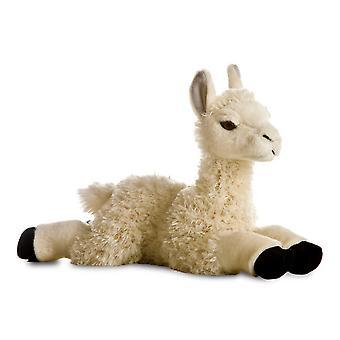 Aurora Flopsies - Llama mjuk leksak 30cm