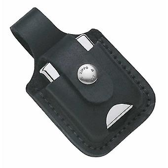 ZIPPO POUCH WITH LOOP & THUMB NOTCH