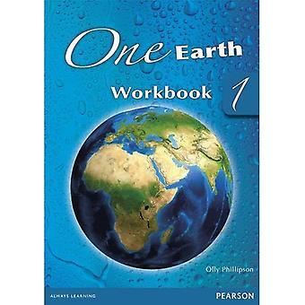 Carnet de travail One Earth 1 (géographie des pays-bas)