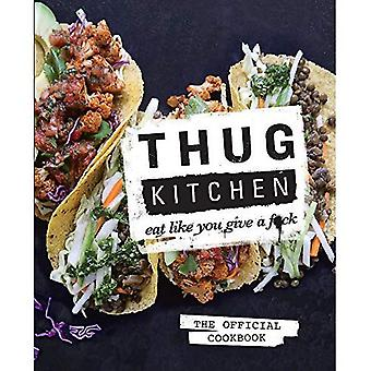 Schläger-Küche: Essen wie Sie geben ein f ** k