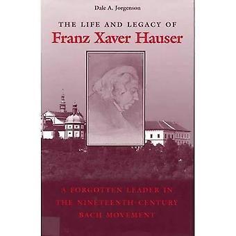 La vida y el legado de Franz Xaver Hauser: un líder del movimiento de Bach del siglo XIX