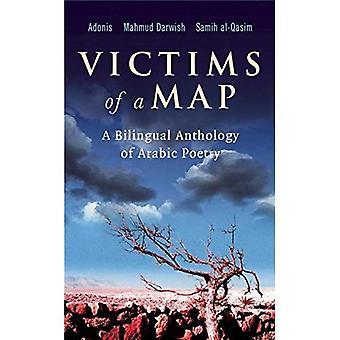 Slachtoffers van de kaart: A Bilingual Anthology of Arabische poëzie
