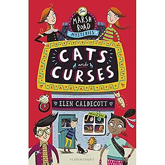 Cats and Curses (Marsh Road Mysteries 4)