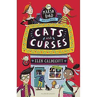 Katten en Curses (Marsh Road Mysteries 4)