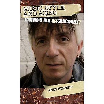 Música, estilo y el envejecimiento