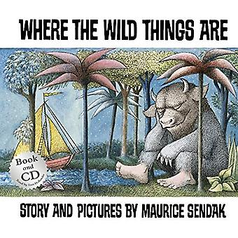 Where The Wild Things Are: Bok och CD