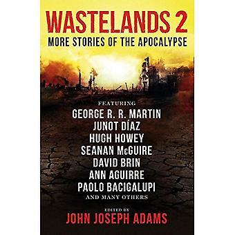 Braakland 2 - meer verhalen van de Apocalyps