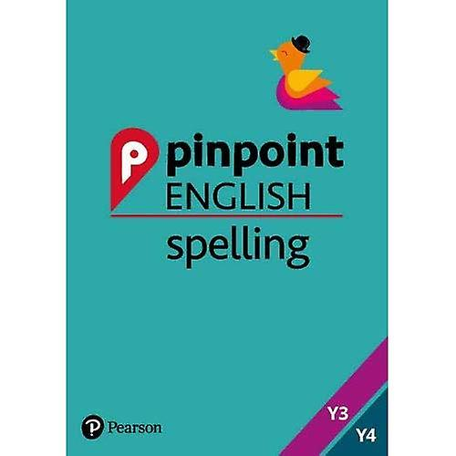 Pinpoint Spelling Years 3 and 4
