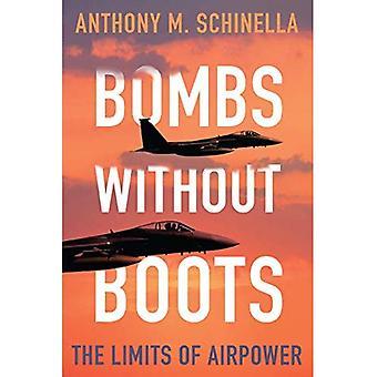 Bombas sin botas: los límites del poderío aéreo