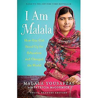 Ik ben Malala (Yre): hoe een meisje stond voor onderwijs en de wereld veranderd