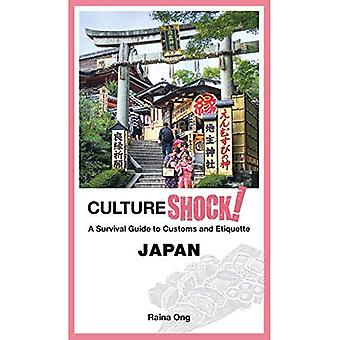 Cultureshock! Japon: Un Guide de survie pour les douanes et l'étiquette