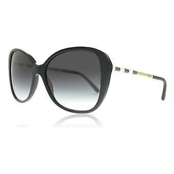 Burberry BE4235Q 30018G Black BE4235Q Butterfly Sunglasses Lens Category 3 Size 57mm