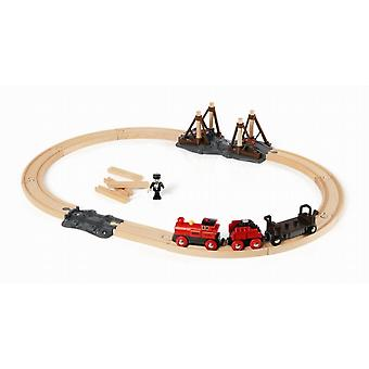 BRIO 33.030 Steam Set de tren (Min 2)