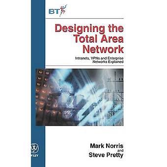 ノリスで総面積ネットワークの設計