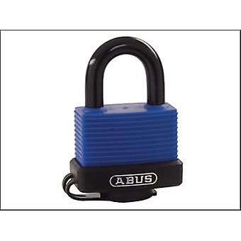 70IB/50 50MM BRASS MARINE PADLOCK STAINLESS SHACKLE CARDED