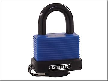 ABUS 70IB/50 50mm Brass Marine Padlock Stainless Shackle Carded