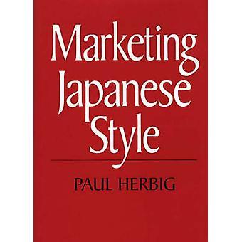 Markedsføring japansk stil av Herbig & Paul