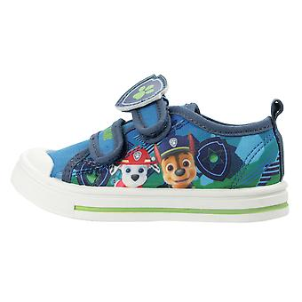 Paw Patrol Boys Diego Low Top Casual Trainers UK Sizes Child 5-10