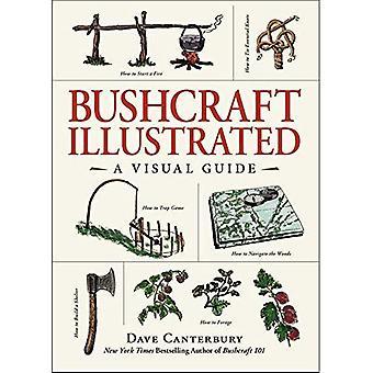 Bushcraft Illustrated: A Visual Guide (Bushcraft)