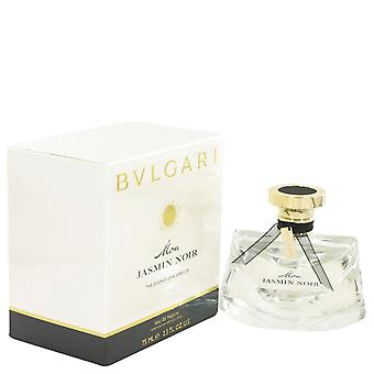 Mon Jasmin Noir door Bvlgari Eau De Toilette Spray 2.5 oz/75 ml (vrouwen)