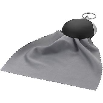 Bullet Cleaning Cloth Key Chain