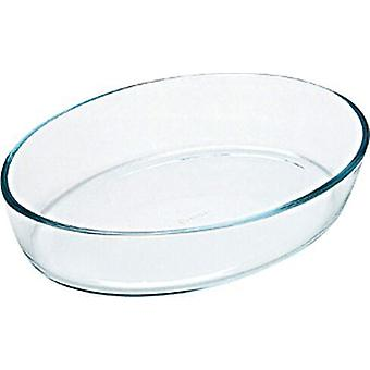 Pyrex Source Oval 25x17 Cm222 (Kitchen , Household , Oven)