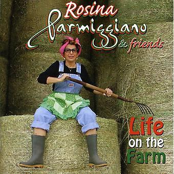 Rosina Parmiggiano - vie sur l'importation des USA de la ferme [CD]