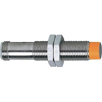 Inductive proximity sensor M12 non-shielded NPN ifm Electronic