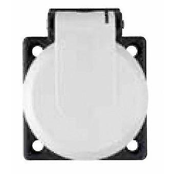 Flush-mount socket IP54 Grey ABL Sursum 1561060