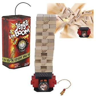 Parker Games Jenga Boom (Kids , Toys , Table games , Memory games)
