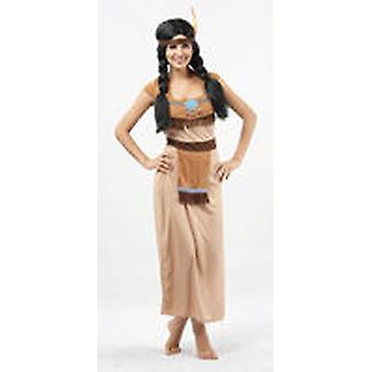 Guirca India Adult Costume Long (Kostüme)