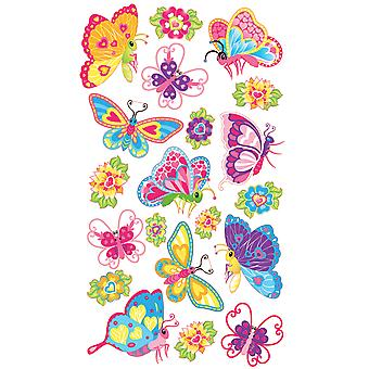 Sticko Stickers-Magical Butterflies SPCLS277