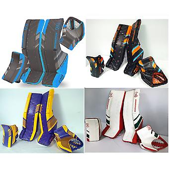 Warrior ritual G3 Pro custom Goalieset