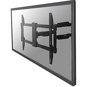 TV wall mount 81,3 cm (32) - 152,4 cm (60) Swivelling/tiltable, Swivelling NewStar Products NM-W460BLACK
